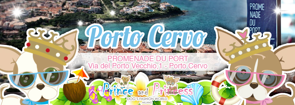 Porto Cervo Prince and Princess