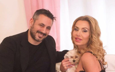 Celebrities: Valeria Marini da Prince and Princess a Milano!