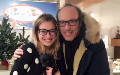 Celebrities: Guido Meda da Prince and Princess a Courmayeur!