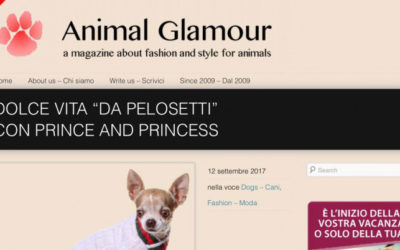 "La nuova collezione ""Classy and Fabulous"" di Prince and Princess su Animal Glamour!"