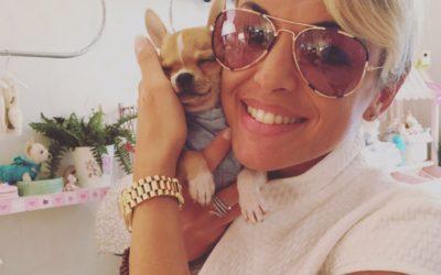Celebrities: Francesca Pascale da Prince and Princess a Milano!