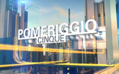 Prince and Princess a POMERIGGIO CINQUE su Canale 5!