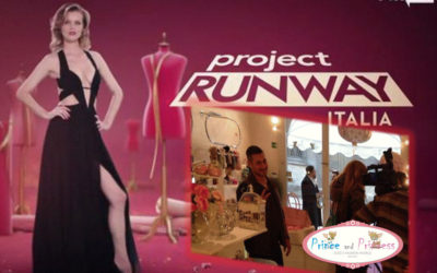 "Prince and Princess a ""Project Runway Italia"" su Fox Life!"