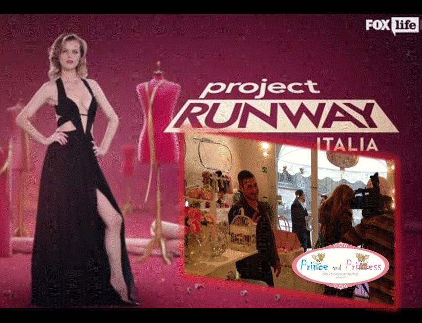 "Prince and Princess a ""Project Runway Italia"" su Fox Life!"