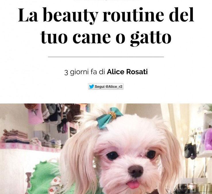 "La ""Beauty & Wellness SPA"" di Prince and Princess a Milano su VANITY FAIR.it"