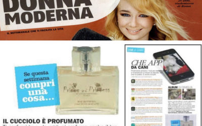 Il profumo di Prince and Princess su DONNA MODERNA