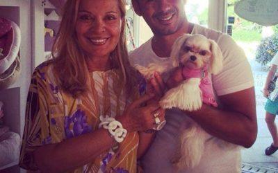 Celebrities: Silvana Giacobini da Prince and Princess a Porto Cervo!